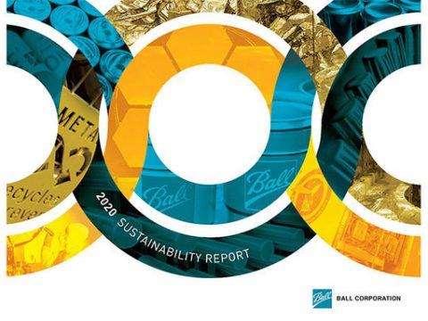 , Ball Corporation Publishes 2020 Sustainability Report Detailing Industry Framework for the Circular Economy, The Circular Economy
