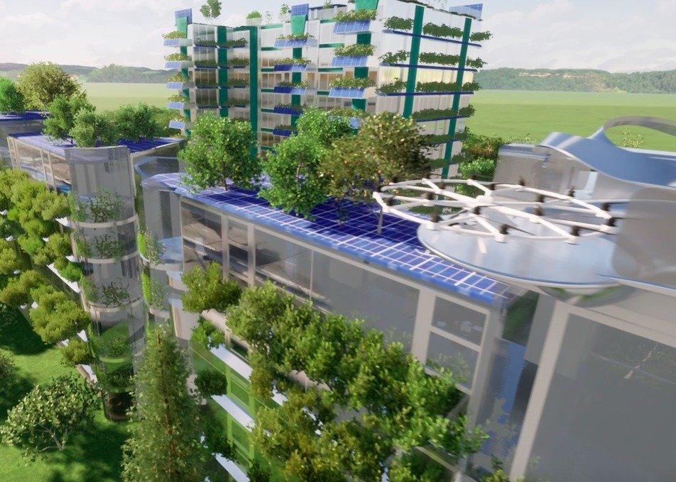 , Adveneco sustainable energy development aims to include eVTOLs, The Circular Economy