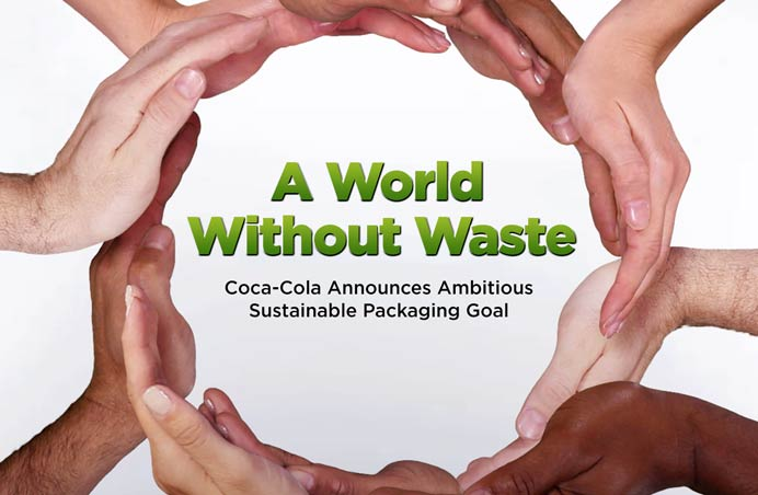 , A World Without Waste is possible | Making the future more sustainable | Coca-Cola IE, The Circular Economy