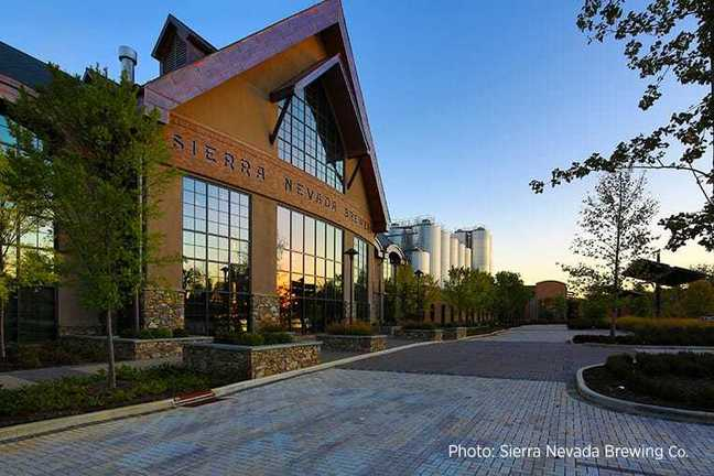, Sierra Nevada Brewing Co. Crafts a Sustainable Business with  EV Charging, The Circular Economy