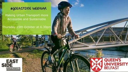 , #GoEastSide Webinar – Making Urban Transport More Accessible and Sustainable, The Circular Economy