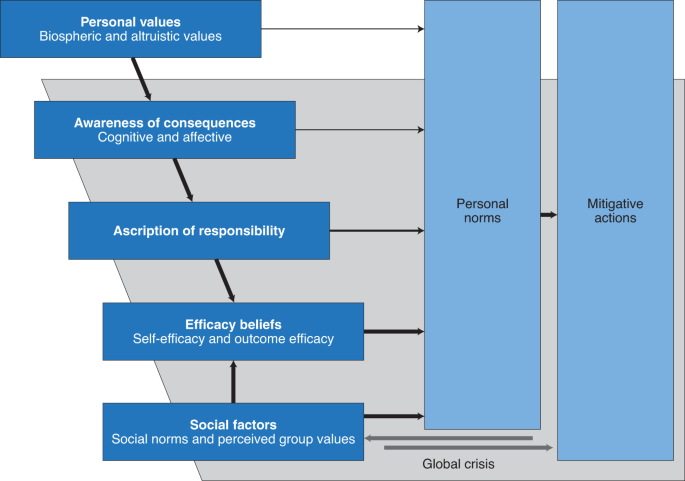, Insights from early COVID-19 responses about promoting sustainable action | Nature Sustainability, The Circular Economy