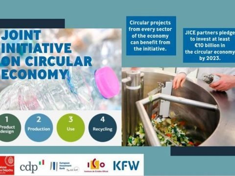 , The Joint Initiative on Circular Economy reaches over a quarter of its five-year target and supports ground-breaking circular economy projects, The Circular Economy