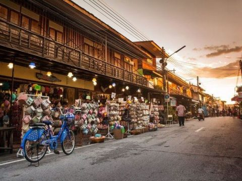 """, Chiang Khan and Nan on the list of the """"2020 Sustainable Top 100 Destinations"""" – Tourism Authority of Thailand, The Circular Economy"""
