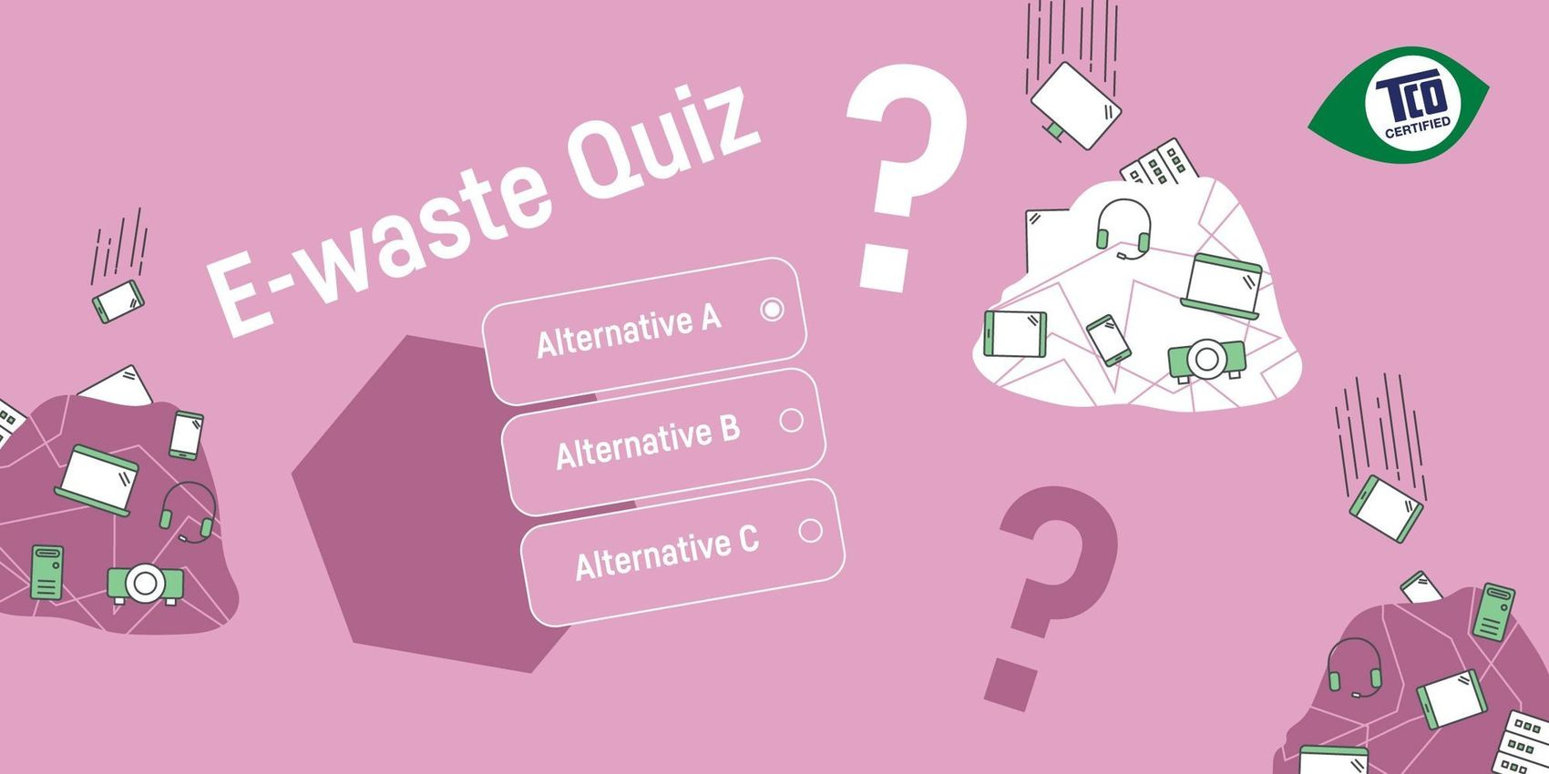 , What do you know about e-waste?, The Circular Economy