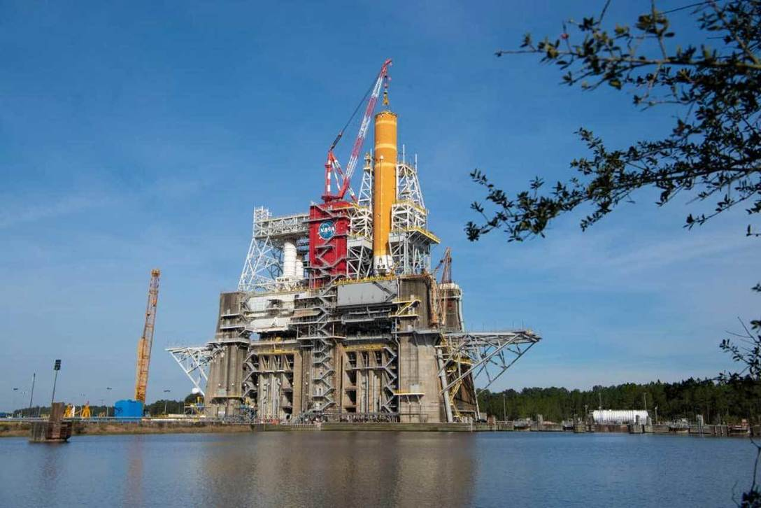 , Critical fuel loading test for the SLS core stage happens this month, The Circular Economy