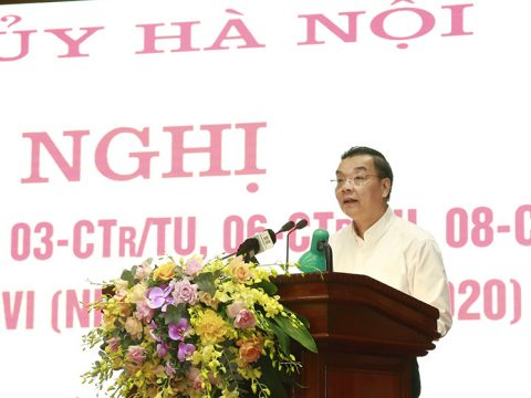 , Hanoi to bank on Industry 4.0 for rapid and sustainable development: Mayor, The Circular Economy
