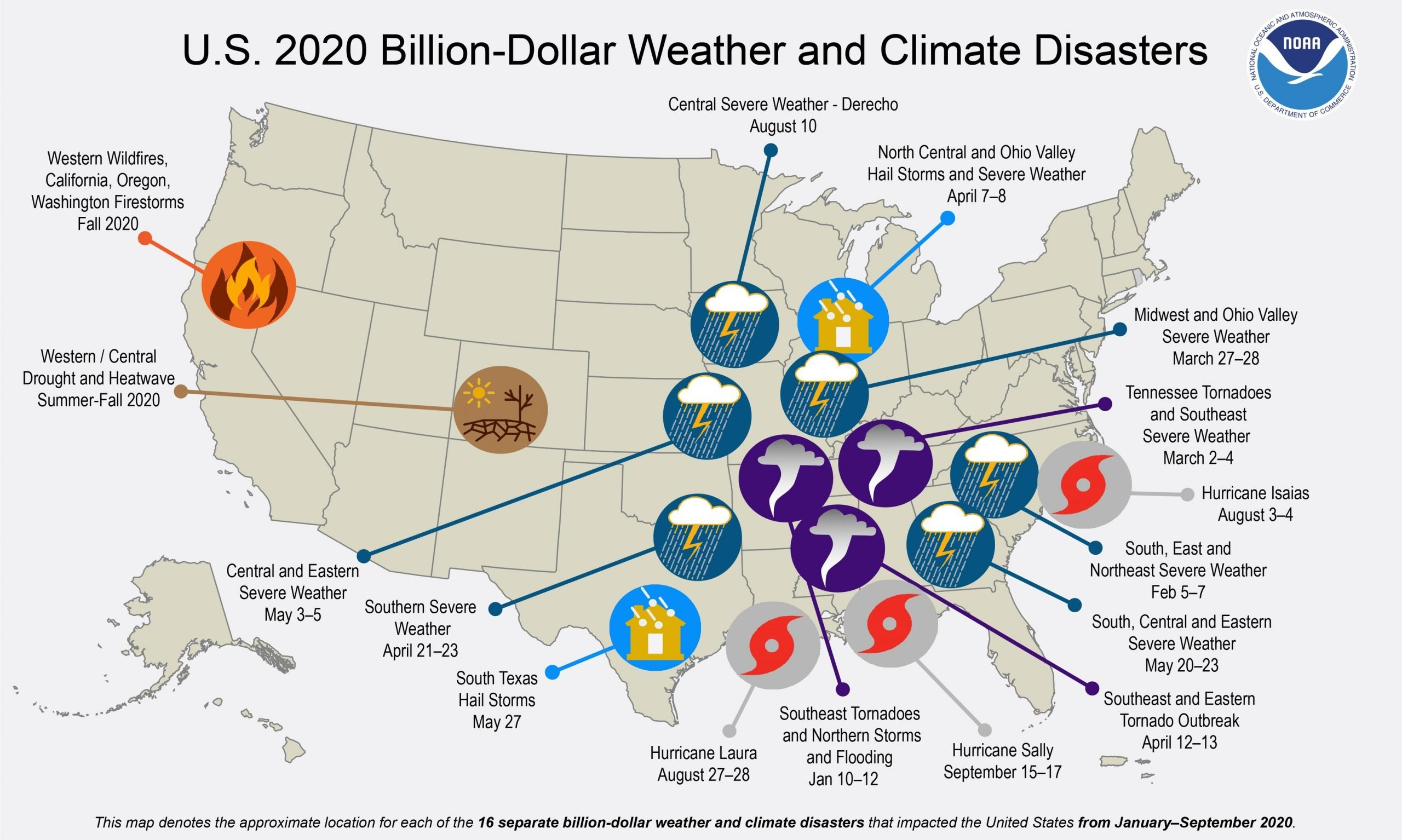 , Here's why 2020 is the worst year so far in terms of Climate Change, The Circular Economy