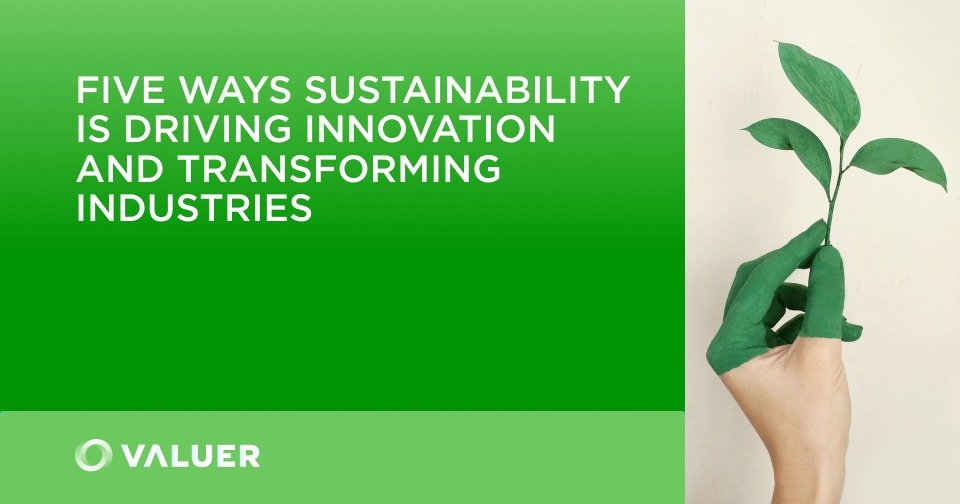 , 5 Ways Sustainability Is Driving Innovation and Transforming Industries, The Circular Economy