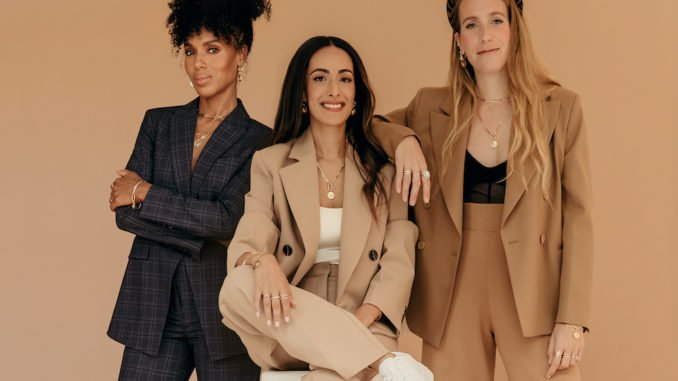 , Kerry Washington Invests in Female-Owned Sustainable Jewelry Brand Aurate – J Haleem TV, The Circular Economy