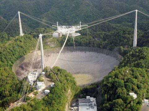 , Another cable failure means the end for the iconic Arecibo radio telescope, The Circular Economy