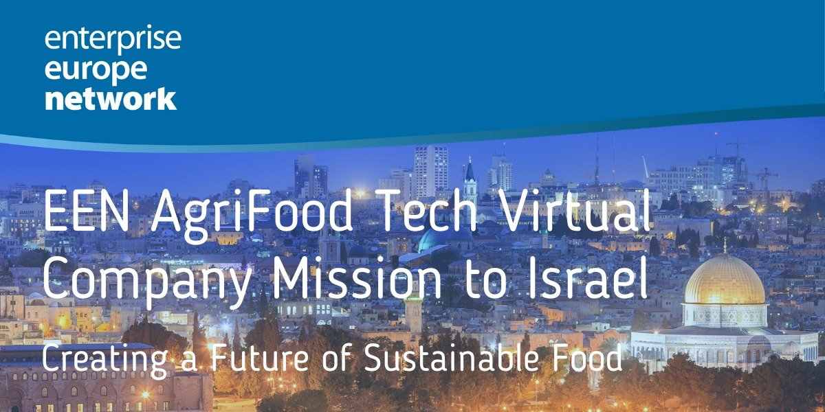 , EEN AgriFood Tech Virtual Company Mission to Israel: Creating a Future of Sustainable Food | Newable Events, The Circular Economy
