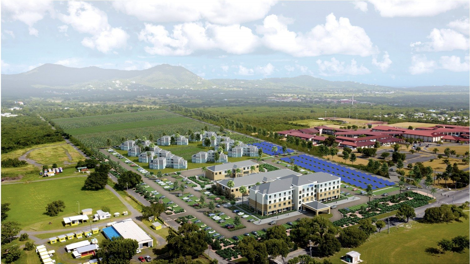 , UVI Research and Technology Park – Tech Village: A St. Croix Sustainable Economic Development Project, The Circular Economy