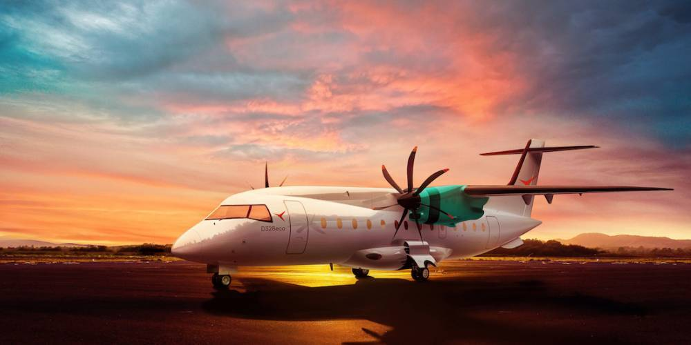 , Sustainable D328eco Aims To Lead Turboprop Renaissance | Air Transport News, The Circular Economy
