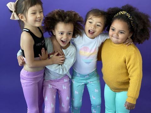 , Printed & Sustainable Kids Clothing for Girls – Leggings & Bras, The Circular Economy