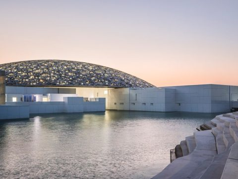 , Louvre Abu Dhabi Announced as Sustainable Building Design of the Year & GCC Project of the Year 11.18 • News • Pascall+Watson, The Circular Economy