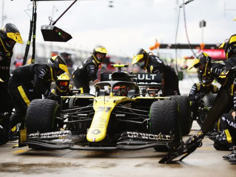 , F1 engine makers are testing sustainable fuel, The Circular Economy