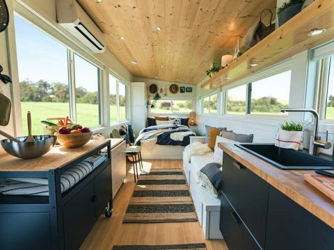 , Take a peek inside Ikea's first sustainable tiny home, The Circular Economy