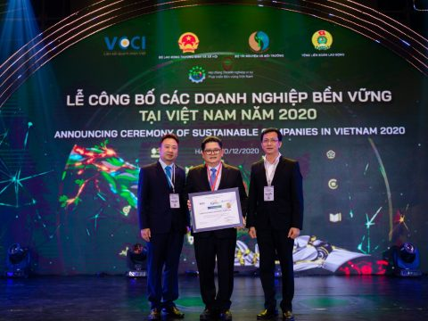 , C.P. Vietnam in top 10 sustainable business list for manufacturing, The Circular Economy