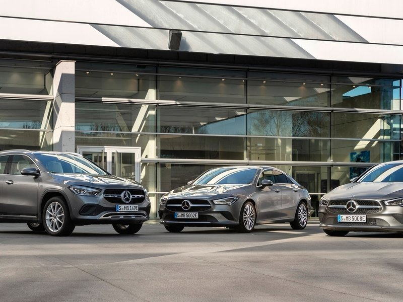 , Mercedes-Benz Cars triples global sales of xEVs and meets the European CO2 targets for passenger cars in 2020 | Automotive World, The Circular Economy
